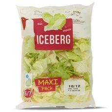 Auchan Maxi laitue iceberg 450g