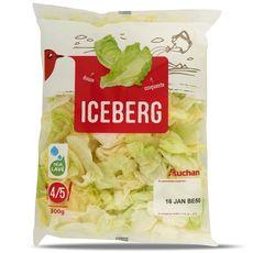 Auchan Laitue iceberg 300g