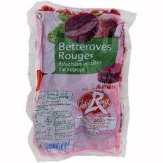 AUCHAN Betteraves cuites label rouge 500g