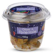 Auchan olive orientale 150g
