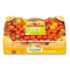 Tomates cerises mélangées 1kg