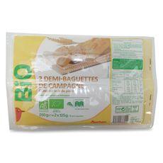 Baguettes de campagne précuite