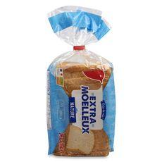 AUCHAN Auchan pain de mie extra moelleux 280g 280g