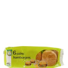 POUCE Pouce pain hamburger x6 -300g x6 300g
