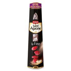 SAINT AGAUNE La Fine Saucisse sèche 200g