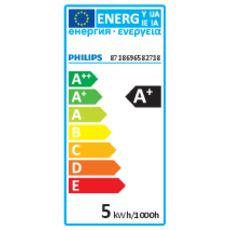 PHILIPS Philips Ampoule led GU10 spot 50w cool light x1 1 pièce