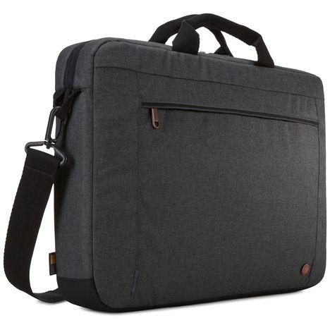 CASE LOGIC Sacoche ERAA116 pour ordinateur portable 15.6 pouces Gris