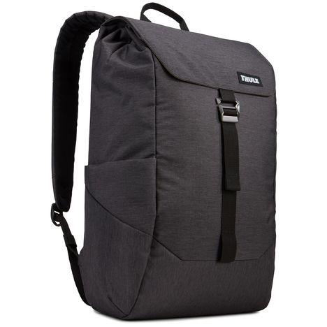 THULE Sac à dos TLBP113 Lithos Polyester Noir pour ordinateur portable 15 pouces