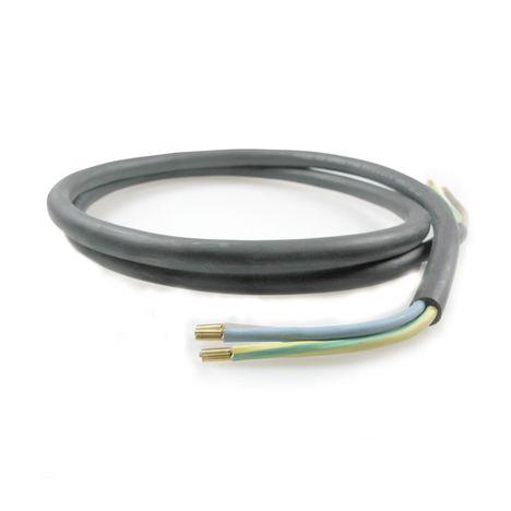 AUCHAN Câble de raccord électrique pour cuisinière, plaque de cuisson et four - AUC90600