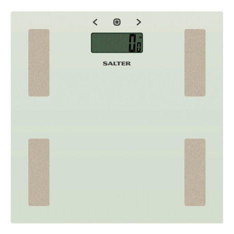 SALTER Pèse-personne impédancemètre SA 9193 WH3R