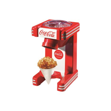 SIMEO Machine à Granité CC140 Coca Cola
