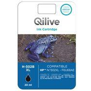 QILIVE Cartouche Noir H-302B XL