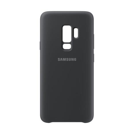 SAMSUNG Coque semi-rigide pour Galaxy S9+ - Noir