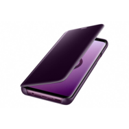 SAMSUNG Etui folio Clearview pour Galaxy S9+ - Violet