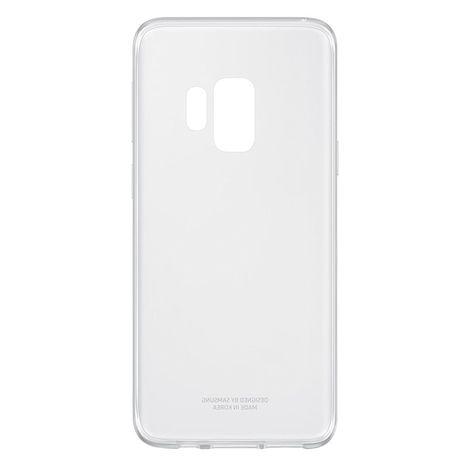 SAMSUNG Coque pour Galaxy S9 - Transparent