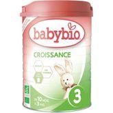 Babybio lait de croissance en poudre dès 10 mois - 900g