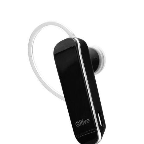 Kit oreillette - Noir - Bluetooth QILIVE