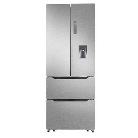 HISENSE Réfrigérateur multiportes RF528N4WC1, 404 L, Froid Ventilé