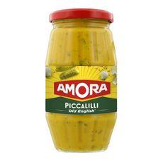 AMORA Sauce picalilli 435g