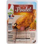 Auchan filet de poulet au curry 150g