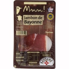 MMM! Mmm! Jambon de Bayonne IGP 5 tranches 100g 5 tranches 100g