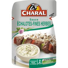 Charal sauce échalote 120g