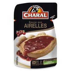 Charal Sauce aux airelles 120g