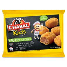 Charal p'tits crousts 200 g