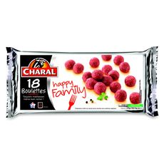 Charal happy boulettes x18 -270g