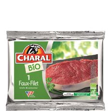 Charal faux filet bio 175g