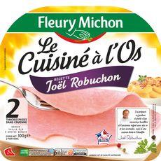 FLEURY MICHON Fleury Michon le cuisiné à l'os 2 tranches 100g
