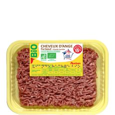 Auchan Cheveux d'ange 15%mg bio 350g