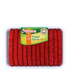 Shems merguez halal 1kg