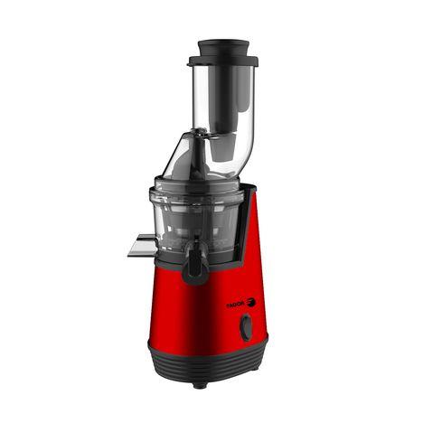 FAGOR Extracteur de jus FG352 Inox rouge