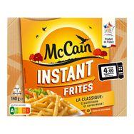 Mc Cain instant frite 2x140g
