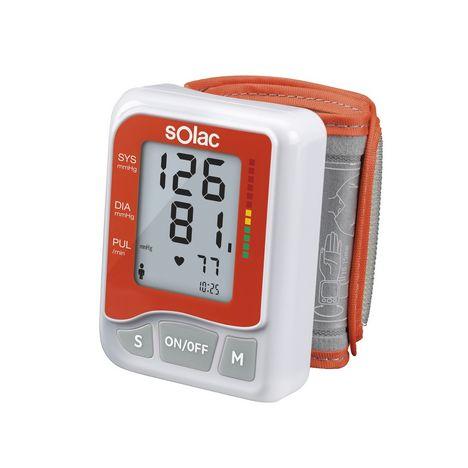 SOLAC Tensiomètre numérique au poignet Tensiotek TE7800