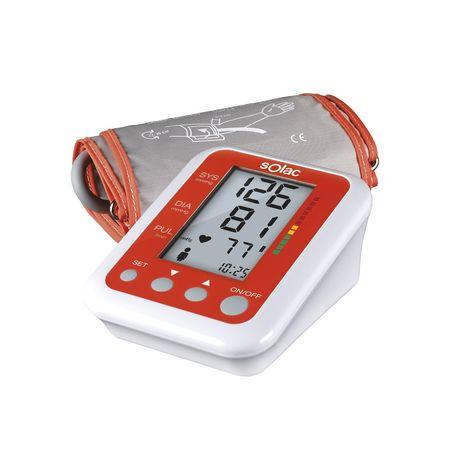 SOLAC Tensiomètre numérique au bras Tensiotek+ TE7801