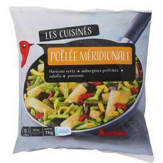 AUCHAN Auchan Poêlée méridionale 1kg 1kg