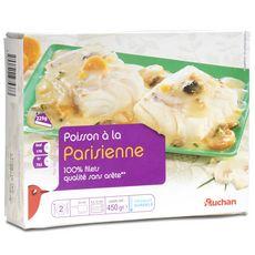 Auchan poisson à la parisienne 450g