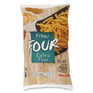 Auchan frites allumettes au four 1kg