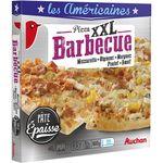 Auchan pizza barbecue 600g
