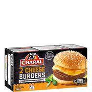 Charal cheeseburger x2 -280g