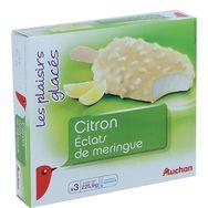 Auchan grands gourmands citron meringué x3 -225g