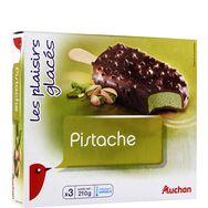 Auchan grand gourmand pistache x3 -210g