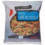 Auchan poêlée thaï poulet 900g