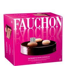 Fauchon entremêt chocolat 535g