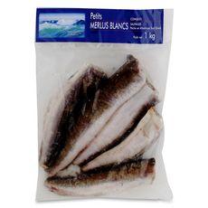 petits merlus blancs 1kg