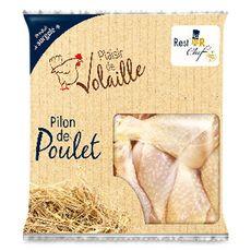 PLAISIR DE VOLAILLE Pilon de poulet 2kg