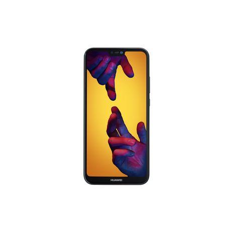 HUAWEI Smartphone P20 LITE - 64 Go - 5,8 pouces - Noir