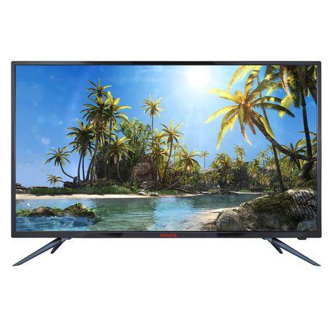 AIWA 65AU200 - Noir - Téléviseur LED - Ecran 165 cm/65 pouces - Ultra HD 4K - 3 x HDMI - 2 x USB